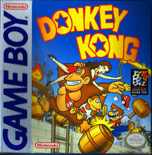 Donkey Kong GameBoy GAME Cartridge ONLY *VGWC!* + Warranty!!!