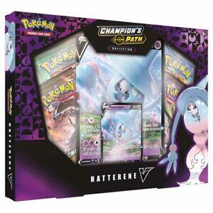 Pokemon TCG - Champion's Path - Hatteren V Box Set