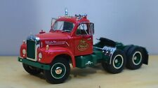 FIRST GEAR EASTWOOD TRANSPORTATION COLLECTIBLE MACK TRUCK 1960 MODEL B-61ST NEW