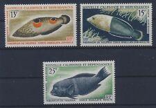 Neukaledonien 415/17 postfrisch / Fische (6372) ................................
