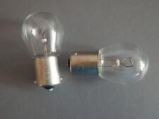 2X Original P21W OSRAM 7506 Original Line 12V/21W BAU15s Lampe mit Metallsockel