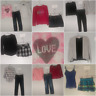 Girls Size 8 Clothes, Jeans, Tops, Shirts,Skirts, Outfits, CLOTHING LOT, Justice