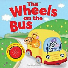 Wheels on the Bus (Song Sounds - Igloo Books Ltd) by Igloo Books Book The Cheap