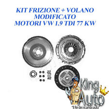 KIT FRIZIONE VOLANO MODIFICATO AUDI A3 VW GOLF 1.9 TDI 77 KW BKC = 835035