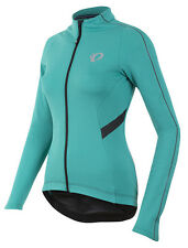 Pearl Izumi 2017 Women's P.R.O. PRO Pursuit Thermal Jersey Dynasty Green Large