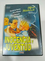 Innocenza Y Gioventù Alfred Hitchcock - DVD Regione All Spagnolo Inglese