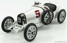 CMC M100B005 SCALA 1/18 BUGATTI T35 N 9 NATION COULOR PROJECT GERMANY 1924 WHITE