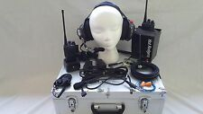 IMSA ROAD RACE RADIO SET Racing Radios Electronics Communications