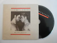CURRY & COCO : WE ARE BEAUTY [ CD ALBUM PROMO PORT GRATUIT ]