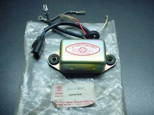Kawasaki OEM Snowmobile Igniter CDI Box 21119-3021 Drifter Invader Intruder NOS