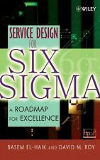 Service Design for Six Sigma: A Roadmap for Excellence-ExLibrary