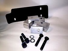 Jeep JK Adjustable Seat Comfort Kit - Recline spacers and seat support