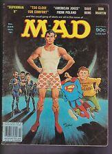 "Vintage ""MAD"" Magazine #226 October 1981 Alfred E Neuman BB"