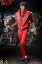 Hot Michael Jackson Scarlet MJ Toy Thriller Collectible Version Model Figure 1pc