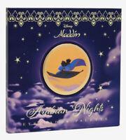 Disney Aladdin Arabian Nights 25 Shade Eyeshadow Palette With Compact Mirror