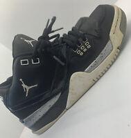 Nike Air Jordan Boys Flight 23 GS 317821-011 Black White Shoes Size 6.5Y