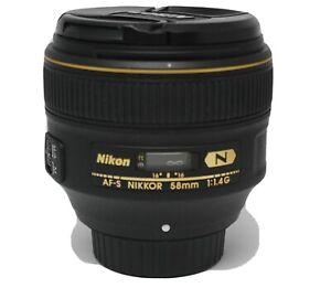 Nikon AF-S Nikkor 58mm f/1.4