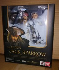 Bandai SH Figuarts Captain Jack Sparrow Pirates of the Caribbean In Stock
