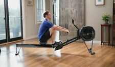 Concept 2 Model D Indoor Rower with PM5, Black, New In Box - UK/EU Shipping!