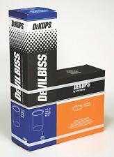 DeVILBISS DeKUPS DPC-600 Disposable 34 Oz. Cups & Lids 32 Each