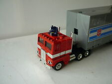 Tomy Hasbro Transformers G-1 Autobot Leader Of Timesprime 1980/82 Good Condition