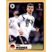 Panini WM 2018 M8 Timo Werner McDonalds World Cup WC 18