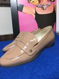 New Anne Klein iflex Velma Nude Loafers 7.5 Retail 85$