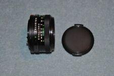 Canon FD Lens 50mm f/1.8 - Manual Focus Prime Lens - w/front cap
