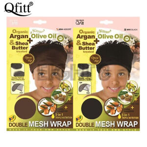 Qfitt [ORGANIC] Kid Double MESH WRAP Collection [Pick Your Own]
