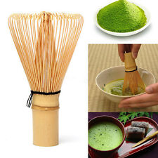 100 Tsuneho Ceremony Bamboo Chasen Powder Whisk Green Tea Preparing Matcha Brush