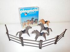 Playmobil horses set 3270 ovp original box