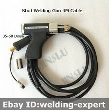 12 Feet 4 Meter Stud Gun Capacitor Discharge (CD) Stud Welding Torch