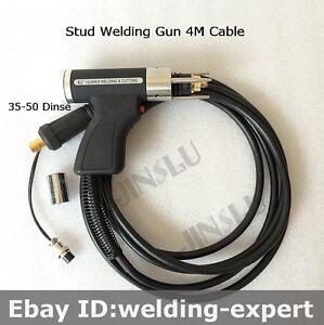 12 Ft 4 Meter Stud Gun Capacitor Discharge (CD) Stud Welding Torch Spot Welding