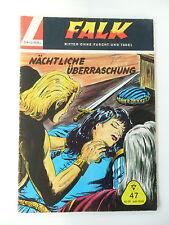 1x Comic - Falk - Naechtliche Ueberraschung - Nr 47)