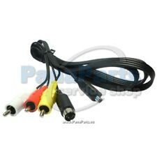 PANASONIC GENUINE A/V MULTI AUDIO VIDEO RCA CABLE NV-GS SDR-H SDR-S VDR-D