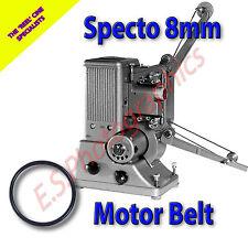 Specto proyector de cine de 8mm Motor Correa de transmisión (modelo como se muestra en la foto solamente)