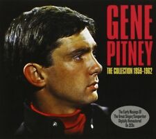 Gene Pitney THE COLLECTION 1959-62 Early Musings REMASTERED New Sealed 2 CD