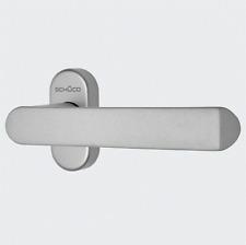 Genuine Schuco Schueco Sprung Lever Door Handle Silver - Ref 240152