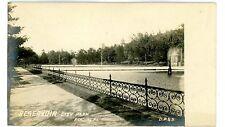 Reading PA - RESERVOIR AT CITY PARK - RPPC Postcard