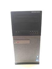 Dell OptiPlex 9010 -MT - Core i7 3770 3.4 GHz -16 GB - 128 SSD -1 TB AMD HD 7000