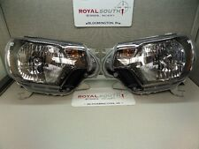 Toyota Tacoma 2015 Sport/Pro Left & Right Front Headlight Set Genuine OE OEM