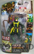 Marvel Legends Brood Queen Series Hydra Soldier Complete w/ BAF part NEW! RARE!