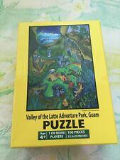 Valley of the Latte Adventure Park Guam Puzzle 100 Pieces Age 4+