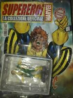Eaglemoss Supereroi Marvel N. 100  BANSHEE  MIB, 2010 SIGILLATO C/ FASCICOLO