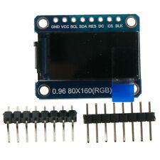 Geekcreit St7735 096 Ips Tft Lcd Rgb Display 33v Spi 80x160px