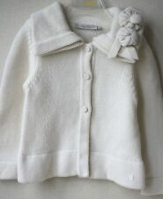BABY DIOR CASHMERE BLEND KNITTED JACKET 24 MONTHS