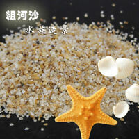 100g River Sand Gravel Stone Rock Chip For Aquarium Fish Tank Landscape Decor