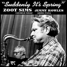 Zoot Sims - Suddenly It's Spring [New Vinyl] 180 Gram, Spain - Import