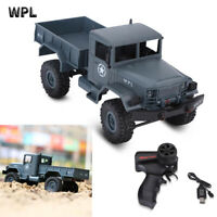WPL 2.4G 4CH Remote Control 4WD RC Car Off-road Vehicle Truck Toy RTR