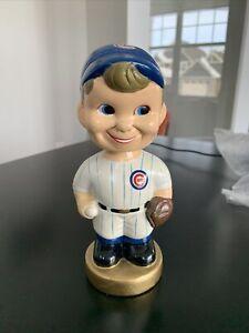 2000 TEI GENERIC BOY CHICAGO CUBS SGA BOBBLEHEAD- OPEN BOX - LOOK!